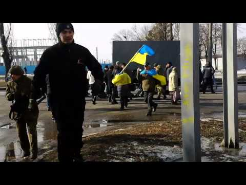 Blast hits rally in Kharkov, Ukraine - at least 2 killed
