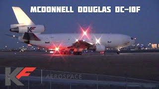 farewell kf aerospace s mcdonnell douglas dc 10f s toronto pearson int l march 18 2016
