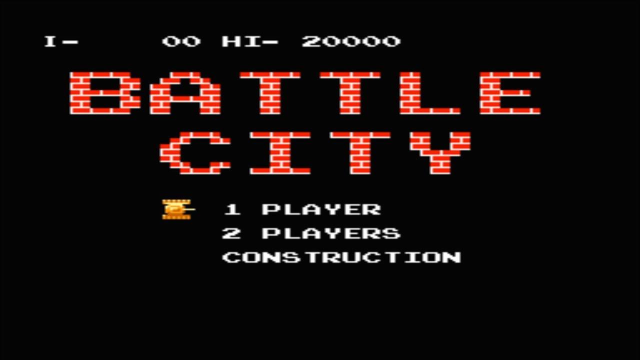 Bắn Xe Tăng- Chết Màn 34 | Battle City – Stage 34 Game Over
