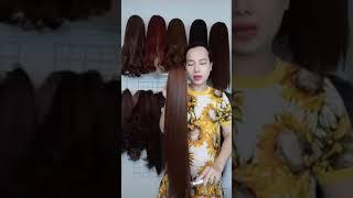 Ý tưởng LiveStream tóc giả