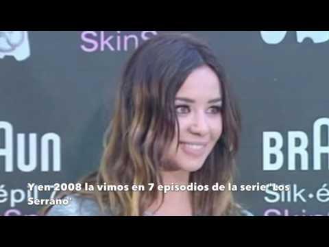 Dafne Fernández celebra sus 32 años