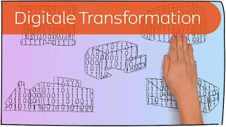 Digitale Transformation in 3 Minuten erklärt