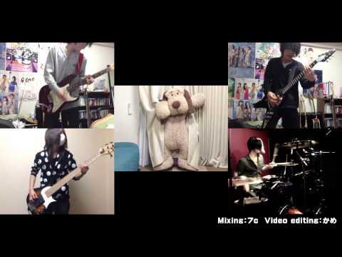 [HD]Kuroko no Baske OP [Hengen Jizai no Magical Star] Band cover