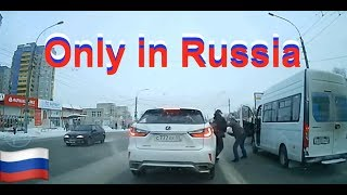 NEW✅ Meanwhile in Russia 🇷🇺! Driving Fail Compilation