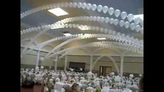 SharGroup ru оформление свадьбы шарами
