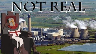 Power Plants Are Fake