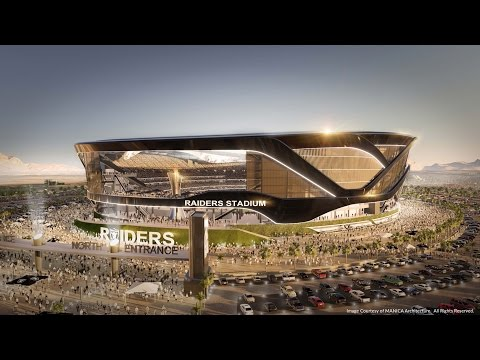 Nevada DOT Says $900 Million More Funds Needed For Las Vegas Oakland Raiders Stadium #NVLeg