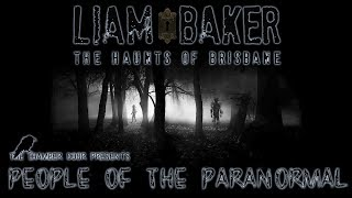LIAM BAKER - People in the Paranormal