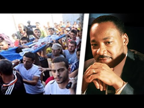What Should Palestine Do? An MLK Quote Says It All