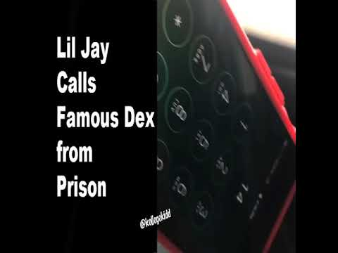 Lil Jay Calls Famous Dex From Jail