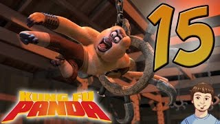 Kung Fu Panda The Video Game  - PART 15 - The Warrior
