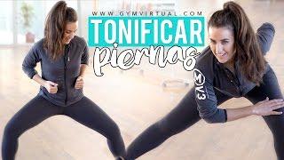 Entrenamiento rápido de piernas | Tonificar piernas