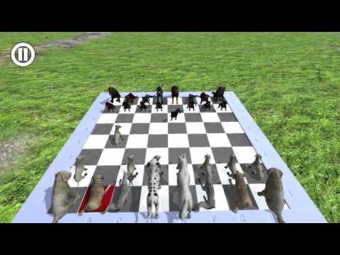Yoko's Doggie Chess