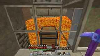Minecraft Undermine 32 - odpadkový koš a menší oprava