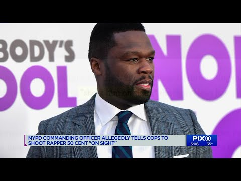 Shay Diddy - NYPD Investigates Commanders Shoot On Sight Order For 50 Cent!