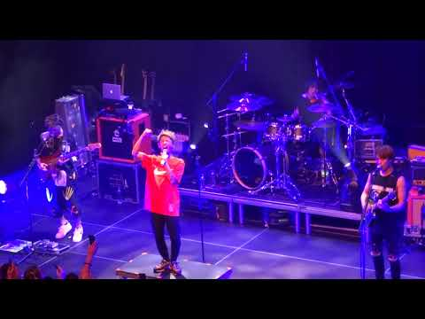 One Ok Rock live at Tivolivredenburg Utrecht 10-12-2018 1/4