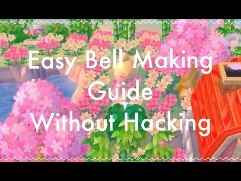 Animal Crossing New Leaf:Easy Bell Making Guide Without Hacking