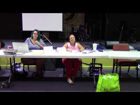 Creative Artists Guild October 2017 Meeting Part 1 of 2