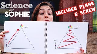 Inclined Plane & Screw  | Simple Machines for Kids  |  Would You Rather