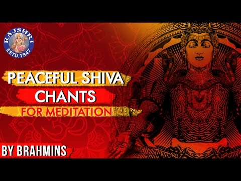 Collection Of Peaceful Shiva Chants For Meditation | Vedic Chants For Positive Energy & Peace