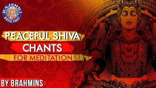 Collection Of Peaceful Shiva Chants For Meditation   Vedic Chants For Positive Energy & Peace