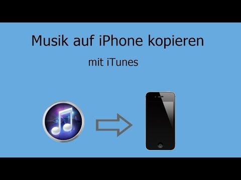 Von PC auf Iphone Musik Ziehen V 2.0 | iTunes | German