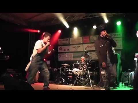 Atomic Spliff & The Rebel Dubz - Uhuru Festival 2014
