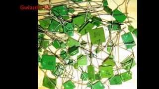 odzysk PALLAD :kondensatory krokodyle zielone.