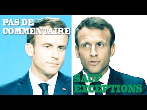Macron ne fait pas d'exception pour Mélenchon en refusant de commenter ses affaires à l'étranger