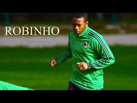 "Robinho - Wake Up - ""The Superstar of Milan"" HD"