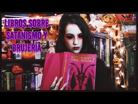 Libros sobre Satanismo y Brujería