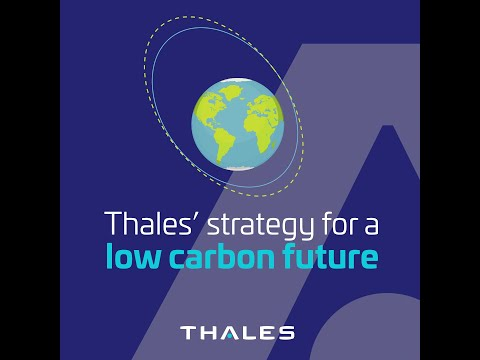 Thales strategy for a low carbon future