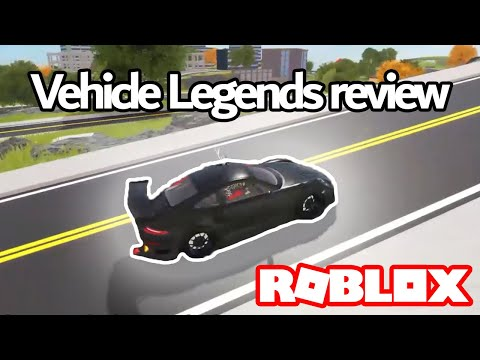 VEHICLE LEGENDS REVIEW | ROBLOX