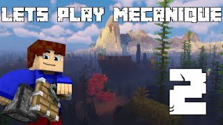Let's Play Mécanique 3 #2 - HODOR