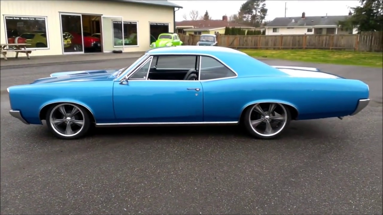 1966 pontiac lemans youtube
