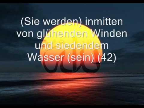 Deutschland :hören Sie bitte das Quran mit ubersetzung zu Deutsch Sprache.