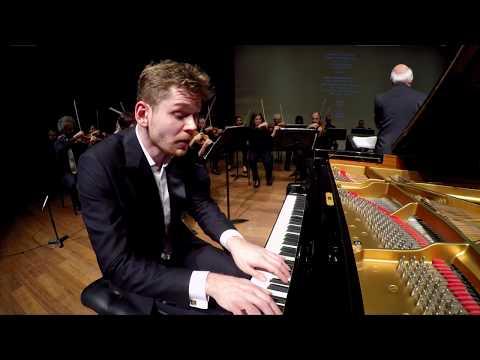 Beethoven Emperor Andrey Gugnin Avner Biron Israel Camerata 5th concerto arrangement