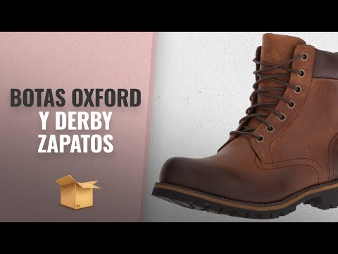 10 Mejores Botas Oxford Y Derby 2018: Timberland Men's Earthkeepers Rugged Boot