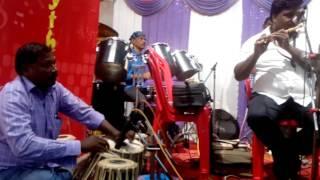 Chittukuruvi Muthamkoduthu - Venkat Rhythms by Drums Pad Venkat - Guitar Somu.