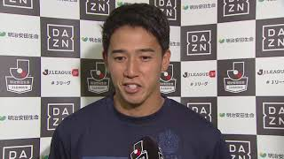 2017年10月15日(日)に行われた明治安田生命J2リーグ 第37節 名古屋v...