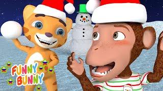 Deck the Halls - Christmas Song   Nursery Rhyme & Kids Song