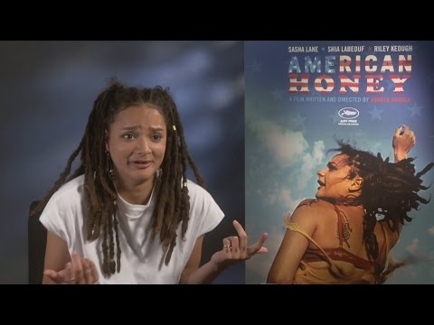American Honey: Sasha Lane spills on intimate scenes with Shia LaBeouf