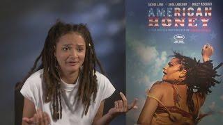 American Honey: Sasha Lane spills on intimate scenes with Shia LaBeouf