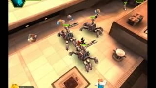 Игровое видео Лего Звездные Войны: Хроники Йоды