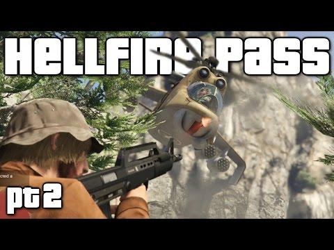GTA Online: Hellfire Pass Pt. 2