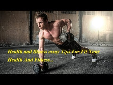 health and fitness essay