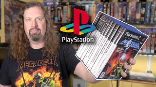 10 PlayStation 2 Games we DIDN'T GET in USA. -- Please, DO NOT BUY the last game I show!