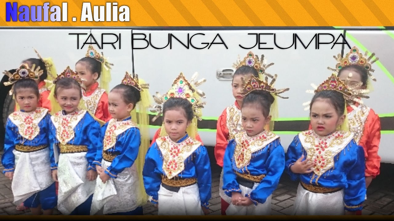 Tari Bungong Jeumpa Youtube