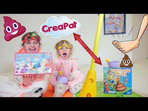 CROTTE CHALLENGE #4 CREAPAT • Marche dedans et tu gagnes ! - Studio Bubble Tea DON'T STEP IN IT