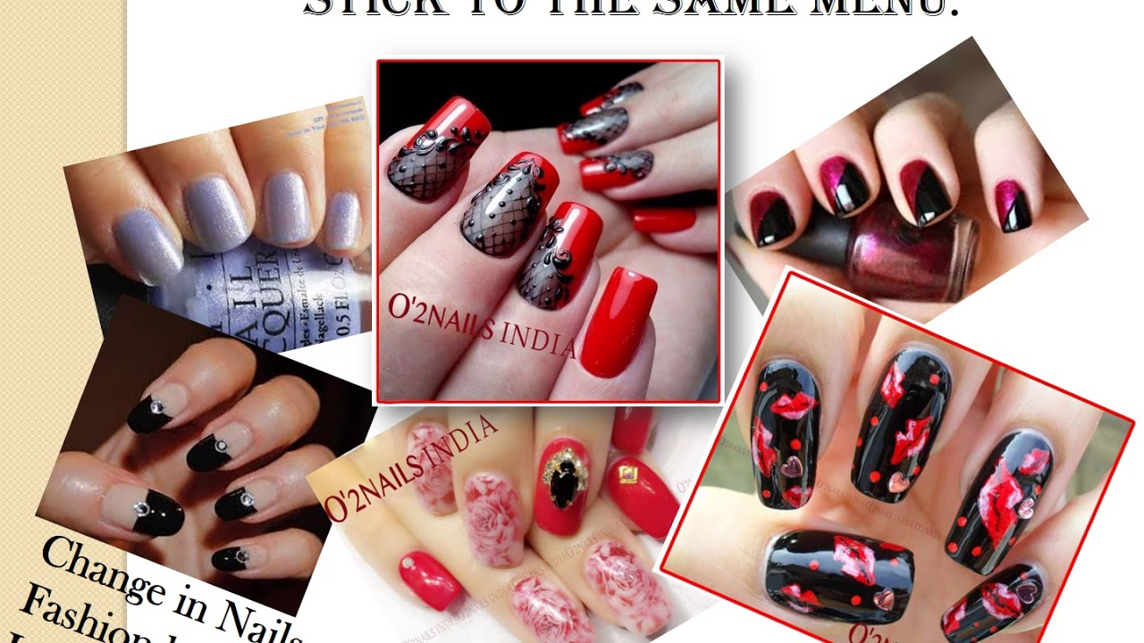 Digital Nail Art Printing Machine A Boon For Nail Art In India Youtube